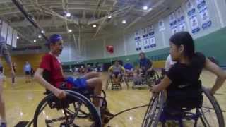 Download 2014 Wheelchair Sports Camp Video