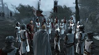 Download Assassin's Creed 1 - Altair vs Army of Templars [4K HD] Video