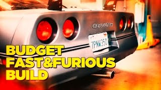 Download Budget Fast & Furious 8 Build Video
