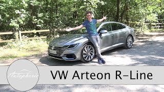 Download 2017 VW Arteon 2.0 TSI R-Line Fahrbericht / Mehr als ein teurer VW Passat - Autophorie Video