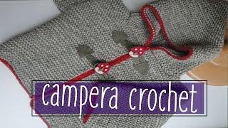 Download Campera para bebe tejida en crochet Video
