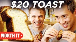 Download $8 Toast Vs. $20 Toast Video