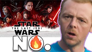 Download SIMON PEGG COMPLETELY DESTROYS DISNEY STAR WARS AGAIN! AND THEY HAVE NO ANSWER FOR HIM! Video