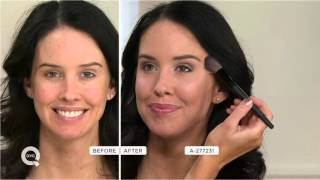 Download bareMinerals Invisible Light Translucent Powder Duo with Brush on QVC Video