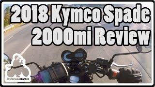 Download 2018 Kymco Spade 2000mi Review Video