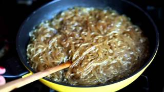 Download 잡채 맛있게 만들기(How to make japchae(Korean Food)?) Video