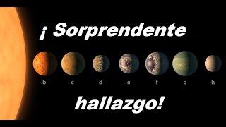 Download Histórico ! Descubierto sistema solar con 7 planetas como la tierra!! Video