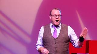 Download Gonzo Method of Pain Management | Patrick Rader | TEDxLSSC Video