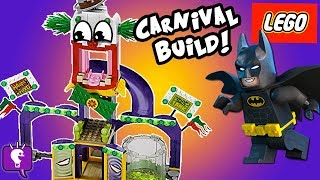 Download Heroes are stuck in CARNIVAL Lego with HobbyKidsTV Video