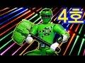 Download 파워레인저 트레인포스 트레인 4호 액션피겨 환승체인지 무기 소개 레인보우라인 배경 Power Rangers Toy Video