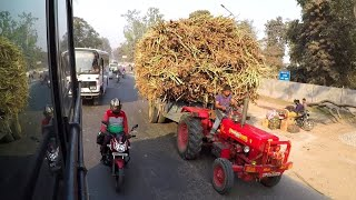 Download INDIA IS MIND-BLOWING! Crazy Bus Journey to Delhi Video