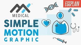 Download MX Medical Simple Motion Graphic by Eggplain Video