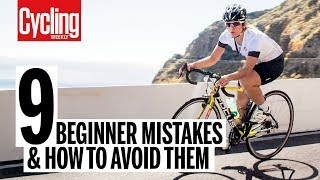 Download 9 beginner mistakes and how to avoid them   Cycling Weekly Video