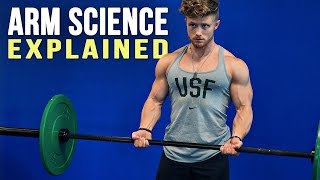 Download How to Train ARMS for Growth | Science Explained (10 Studies) Video