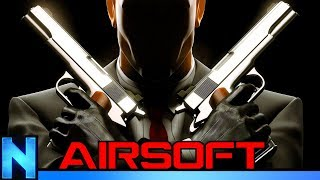 Download Airsoft HITMAN - The ″Not So″ Silent Assassin Video