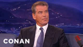 Download Pierce Brosnan's Dirty Robin Williams Story Video