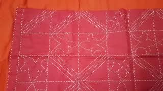 Download Nokshi katha design নাকশী কাঁথার ডিজাইন Video