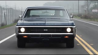 "Download A Chevy Impala that defines ""Muscle car"" - /BIG MUSCLE Video"