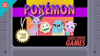 Download The Pokémon Phenomenon: Crash Course Games #28 Video
