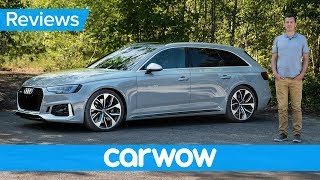 Download Audi RS4 2019 review - see how fast it can really hit 60mph! Video