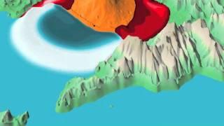 Download Mt. Vesuvius: Pyroclastic Flow & Tsunami.mov Video