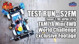 Download Mini 4WD S2FM Build Test Run Video