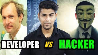Download HACKER VS PROGRAMMER | Who is best ? | Who Has More Knowledge ? Video