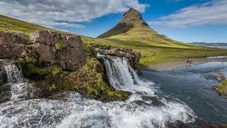 Download Iceland : Grundarfjordur Video