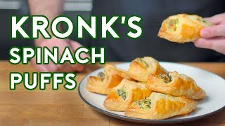 Download Binging with Babish: Spinach Puffs from The Emperor's New Groove Video