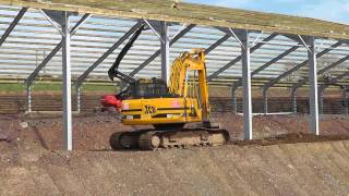 Download Building a Cow Shed (16) Video