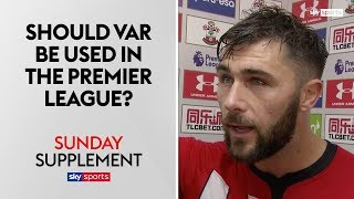 Download Should VAR be used in the Premier League after Charlie Austin's disallowed goal? | Sunday Supplement Video
