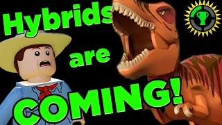 Download Game Theory: Jurassic World Hybrid Dinos ARE COMING! Video