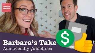 Download Ads Friendly Guidelines - Barbara's Take Video