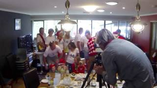 Download Most Amazing Marriage Proposal Ever - Christmas Eve 2013 - Family Photo Surprise Video