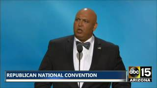 Download FULL: Sajid Tarar Founder, American Muslims for Trump - Republican National Convention Video