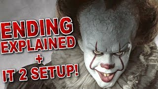 Download IT Ending Explained Breakdown And IT Chapter 2 Setup Video