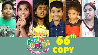 Download Fun Bucket JUNIORS | Episode 66 | Kids Funny Videos | Comedy Web Series | By Sai Teja TeluguOne Video