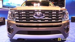 Download 2018 Ford Expedition - Exterior and Interior Walkaround - Debut at 2017 Chicago Auto Show Video