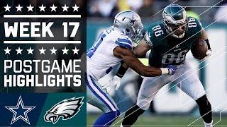 Download Cowboys vs. Eagles | NFL Week 17 Game Highlights Video