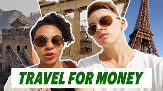 Download How We Make Six Figures Traveling The World Video