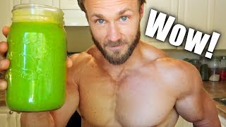 Download Best Recovery Smoothie! | Recipe + Ingredient Breakdown Video