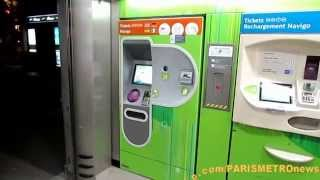 Download Paris metro ticket Video