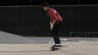 Download MICHAEL JACKSON SKATEBOARDING Video