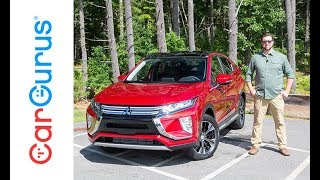 Download 2018 Mitsubishi Eclipse Cross | CarGurus Test Drive Review Video