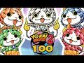 Download YO-KAI WATCH 2 - ÉPISODE 100 : LE BINGO-KAI DES JIBANYAN PIERRES PRÉCIEUSES ! Video