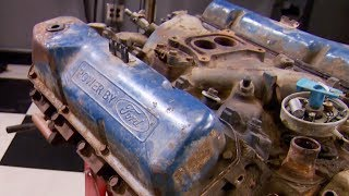 Download Tearing Down a Pair of 351 Small Blocks: Windsor vs Cleveland - HorsePower S16, E10 Video