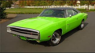 Download 1968-1970 Dodge Charger R/T - Perfect Styling & Performance Video