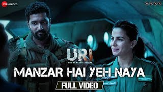 Download Manzar Hai Yeh Naya - Full Video | URI | Vicky Kaushal & Yami Gautam | Shantanu S & Shashwat S Video