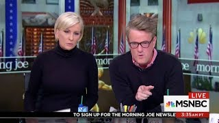 Download Morning Joe CLAPS BACK At Huckabee After ″Sleazy″ Mika Attack Video