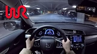Download 2016 Honda Civic Touring - WR TV POV Night Drive Video